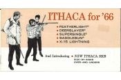 ITHACA CATALOGUE LIBRARY (1966-1977)
